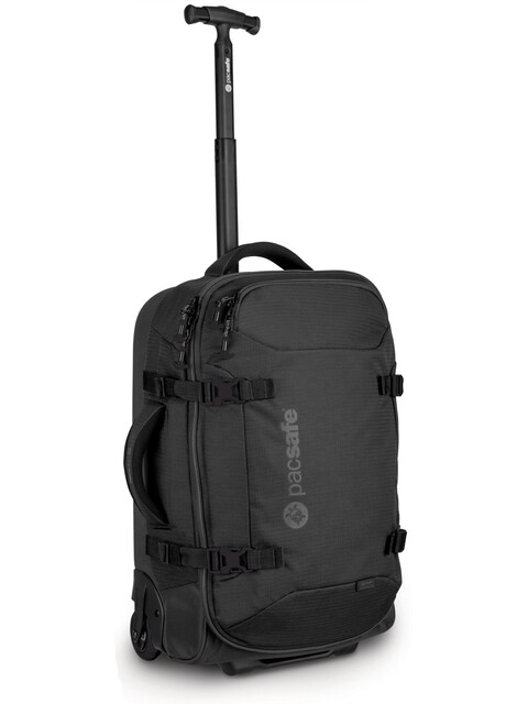 Pacsafe Toursafe AT21 Wheeled Carry-On Black